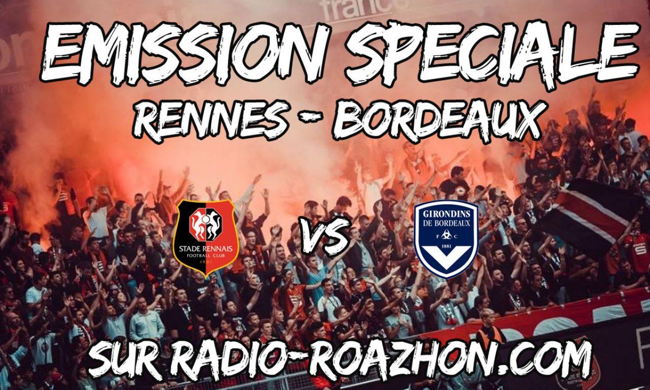 Replay Après-match Rennes – Bordeaux [1-1]