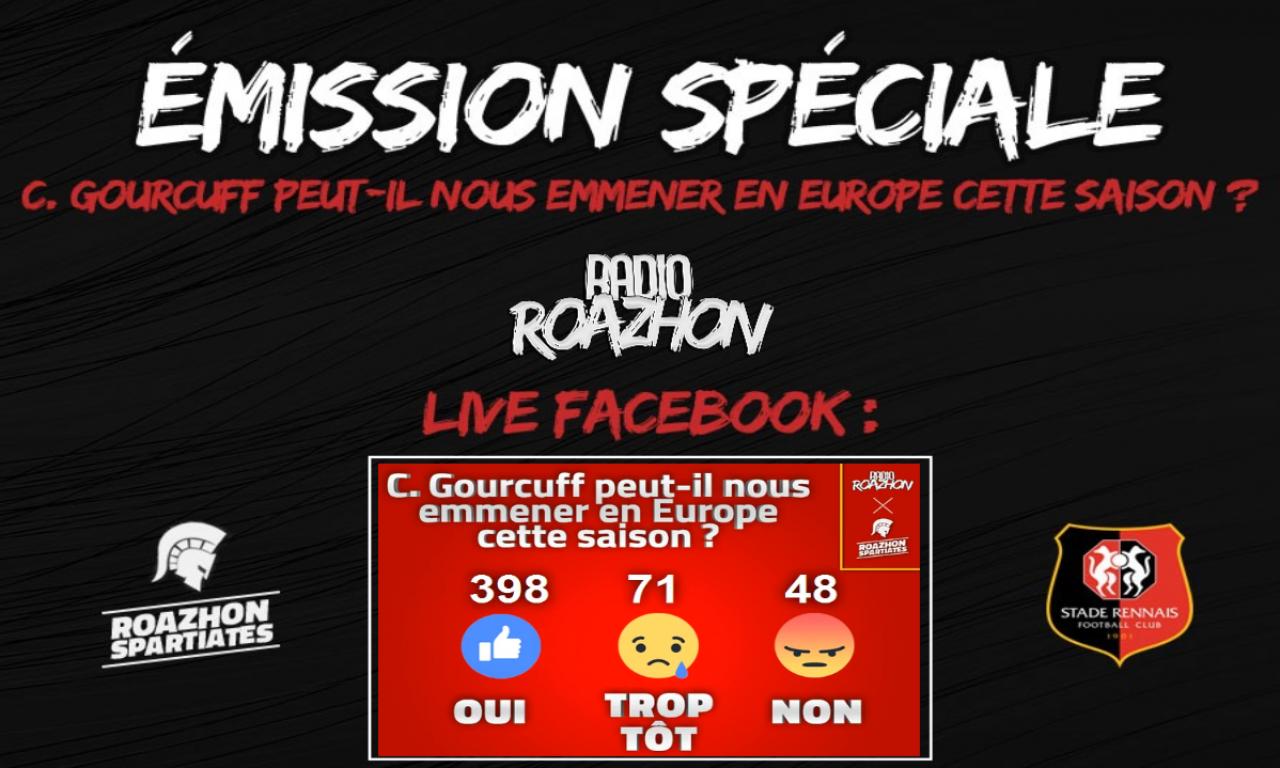 Emission spéciale | Live Facebook + 10000 Abonnés !