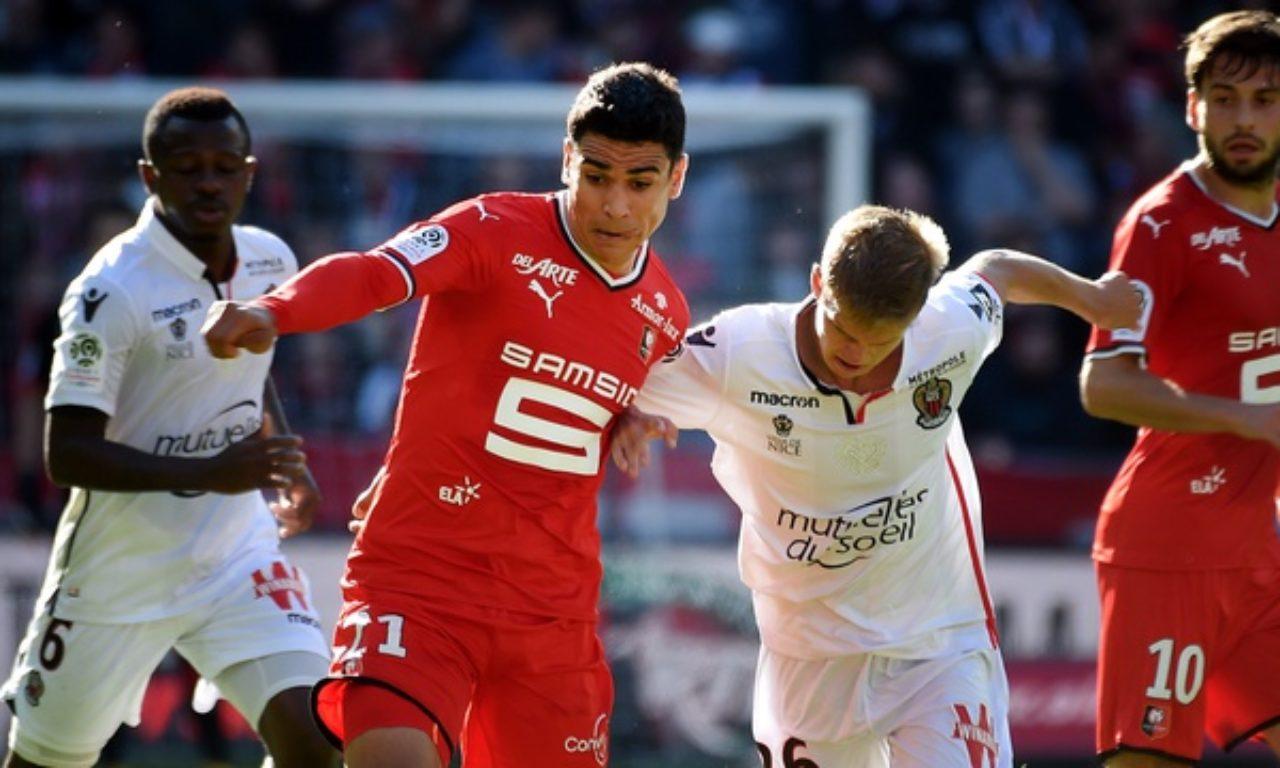 Rennes 0 – 1 Nice : Pluie et soleil, le contraste rennais