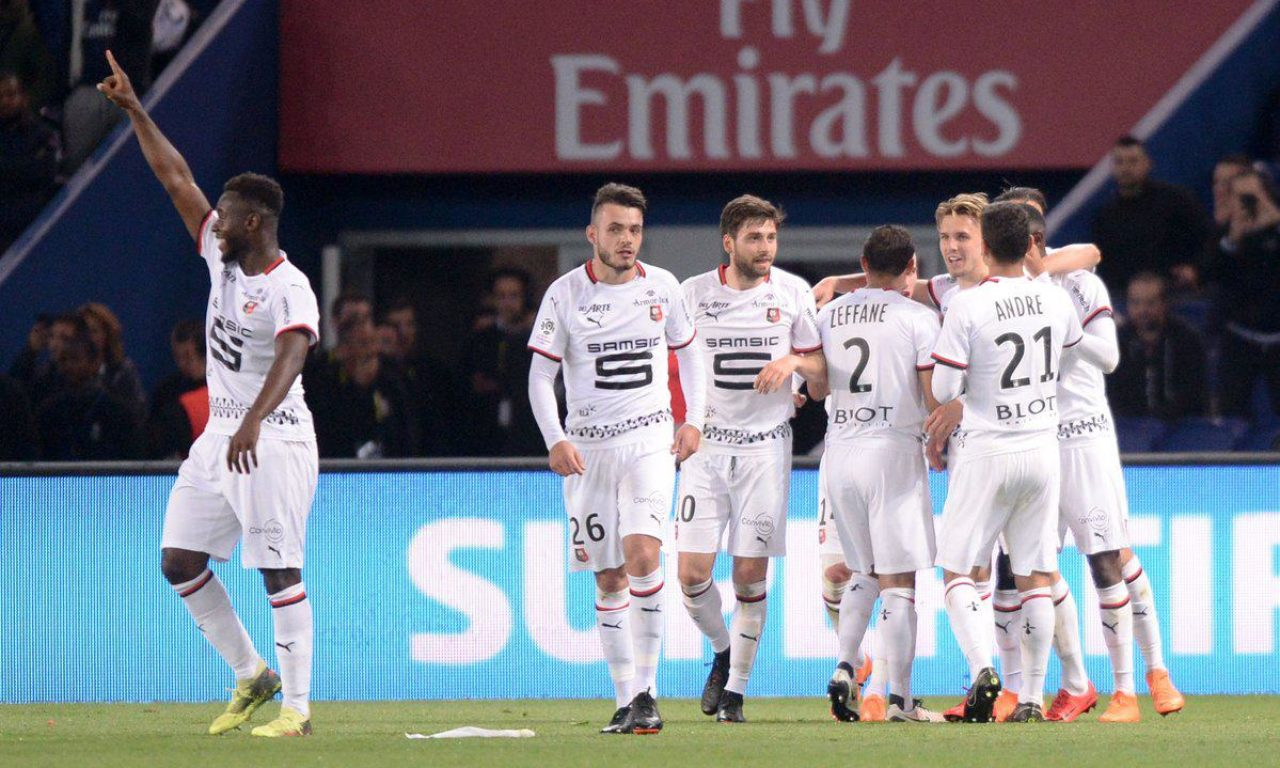 PSG-SRFC : Rennes retrouve l'Europe !